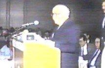 Mehmet Akif İNAN, MGV  konferans (Necip Fazıl) -1