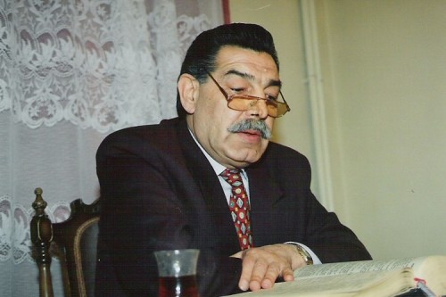 Mehmet Akif İnan Sensin