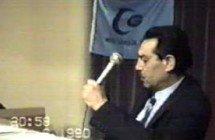 Mehmet Akif İNAN, MGV  konferans (Necip Fazıl) -2