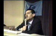 Mehmet Akif İNAN, MGV  konferans (Necip Fazıl) -3