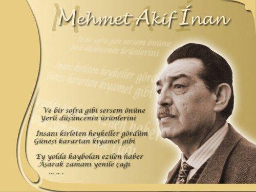 Mehmet Akif İnan Ağ