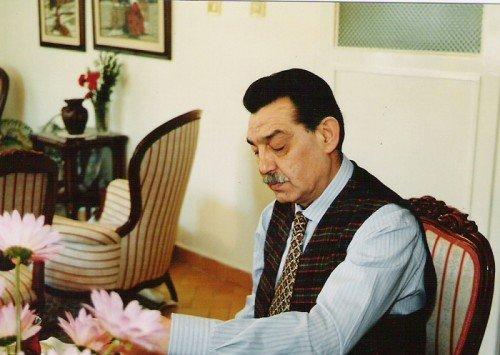 Mehmet Akif İnan El Gazeli
