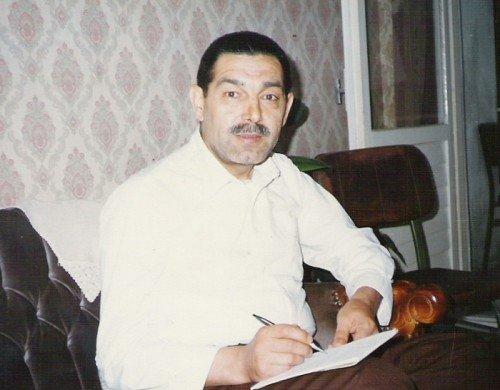 Mehmet Akif İnan Yürek Gazeli